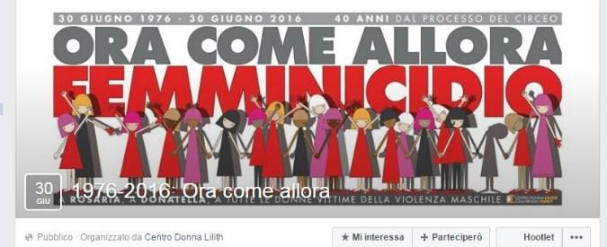 Femminicidio, 40 anni fa il processo del Circeo: Rosaria e Donatella simbolo di tutte le vittime