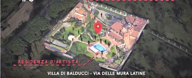 """Comunali Roma 2016, Da Sud a Raggi e Giachetti: """"Beni confiscati in abbandono, che ne farete?"""""""