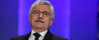 """Elezioni Roma, D'Alema: """"Pronto a votare Raggi pur di cacciare Renzi? Falso"""". Quagliariello: """"Io la fonte. Solo frasi amene"""""""