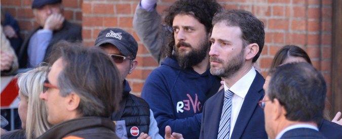 """M5s, prime uscite pubbliche di Davide Casaleggio: dall'incontro con lo staff alla festa per la Raggi. """"Non mi candido"""""""