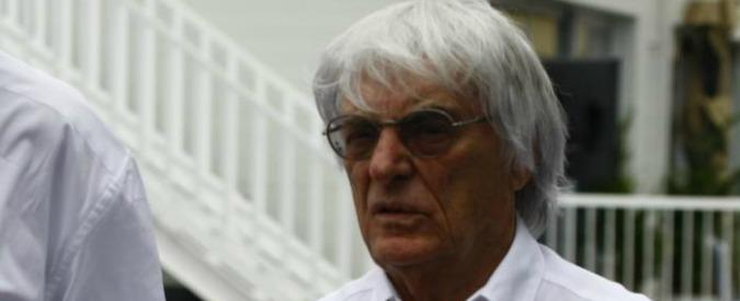 """Gran premio di Monza, Ecclestone: """"Se non si sbrigano niente gara in Italia"""""""