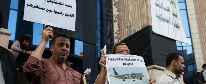 Egyptair, nave francese ha captato segnale di una delle scatole nere nel Mediterraneo
