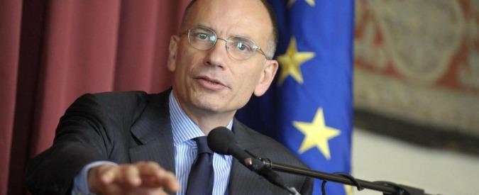 """Letta: """"No a leader che dividono. L'Italicum è un errore profondo, votare con quella legge è irresponsabile"""""""