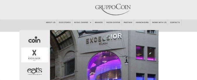 Lusso, Coin Ovs pronta a vendere Excelsior Milano ai cinesi per 21 milioni