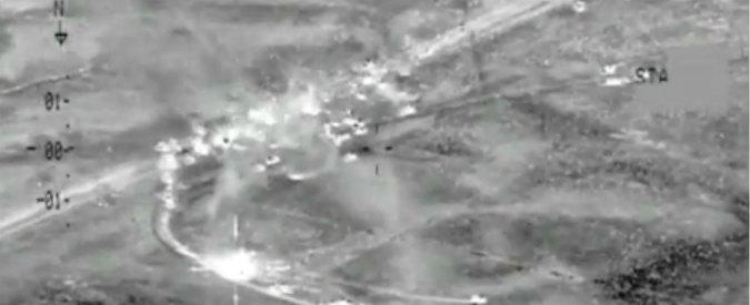 """Isis, raid Usa contro convoglio di miliziani a Falluja: """"Uccisi 250 combattenti"""""""