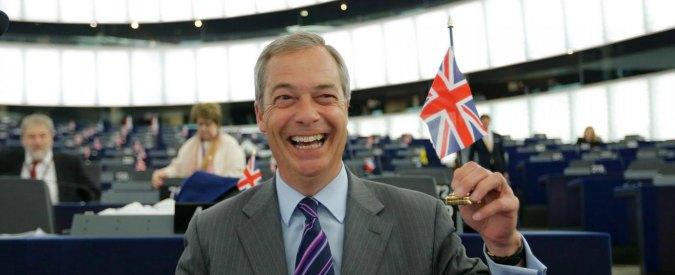 """Brexit, Parlamento Ue vota per accelerare uscita Uk. Il """"no"""" delle opposizioni: da Tsipras a Farage, Salvini e M5s"""