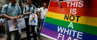 """Strage di Orlando, attivisti Lgbt: """"In Italia disinteresse perché i morti sono omosessuali"""""""