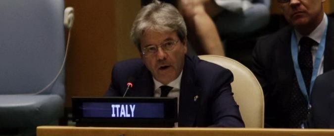 """Consiglio di sicurezza Onu, compromesso tra Italia e Olanda: """"Il seggio un anno a testa"""""""