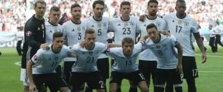 Germania-Slovacchia 3-0: tutto facile per gli uomini di Loew. Ai quarti contro la vincente di Italia-Spagna