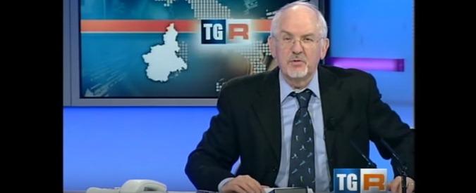 """Gianfranco Bianco, morto il giornalista Rai. """"Volto e voce che meglio hanno rappresentato il Piemonte"""""""