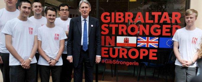 """Brexit, ora la Spagna chiede la restituzione di Gibilterra . L'appello di Rajoy: """"Calma e serenità"""""""