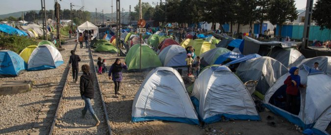 Grecia, due bimbi iracheni morti affogati nella cisterna di un campo profughi