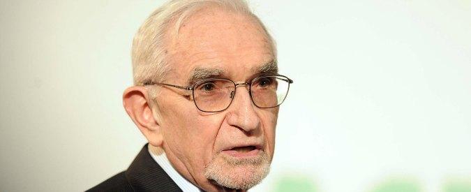 Fondazioni bancarie, Giuseppe Guzzetti confermato presidente dell'Acri