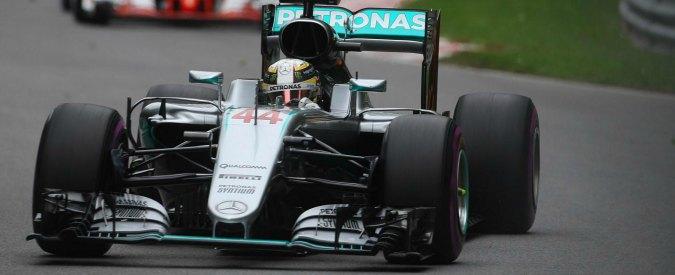 Formula 1 2016, gp di Silverstone. Griglia di partenza, Hamilton in pole, Vettel spera nella pioggia. Orari diretta tv gara