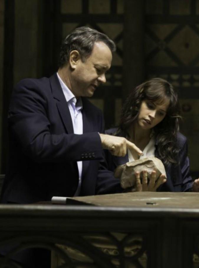 Inferno, il thriller di Ron Howard con Tom Hanks aprirà la festa del cinema di Roma? (Trailer)