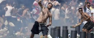 """Europei 2016, a Marsiglia scontri tra hooligans. """"Tifoso britannico in fin di vita"""""""