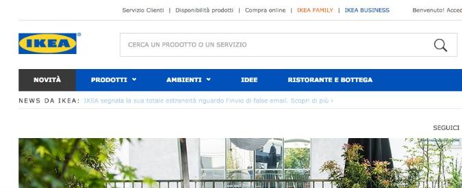 Ikea, cassettiera Malm ritirata dal mercato nord Americano: 3 bambini morti. Ma in Europa è ancora acquistabile