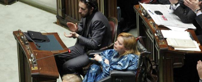 """Disabili, ddl Dopo di noi per aiuti alle famiglie è legge. Pd: """"Giorno storico"""". M5s: """"Contrari, testo farlocco"""""""
