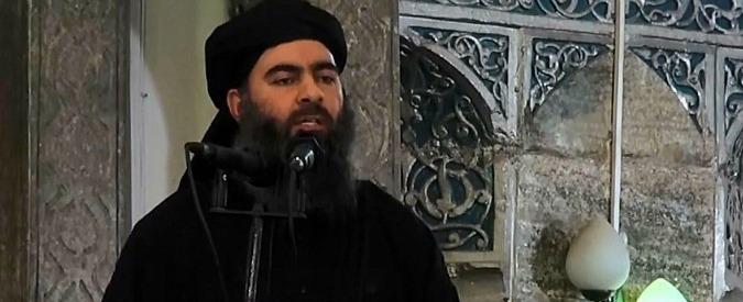 """Iraq, """"califfo al-Baghdadi ferito in raid della Coalizione a confine con la Siria"""""""