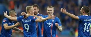 Inghilterra-Islanda 1-2, è Brexit anche a Euro 2016: britannici sconfitti in rimonta. Hodgson annuncia le dimissioni – Video