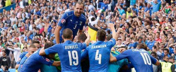 Italia-Spagna 2-0, il pagellone: il migliore in campo è Chiellini. Otto azzurri eccellenti, ma il vero fuoriclasse è in panchina - 10/16