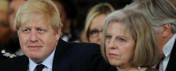 Brexit, per il dopo Cameron sarà duello tra Johnson e May: il nuovo premier sarà scelto dallo 0,2% della popolazione
