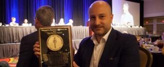 Giornalisti, premiato Lorenzo Di Pietro con il Tom Renner Award per inchiesta sul presidente dell'Azerbaigian Hilam Aliyev