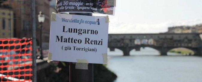 """Voragine Lungarno Firenze, l'ad Carfì si dimette: """"Ho chiesto ad Acea di impegnarmi in un incarico diverso"""""""