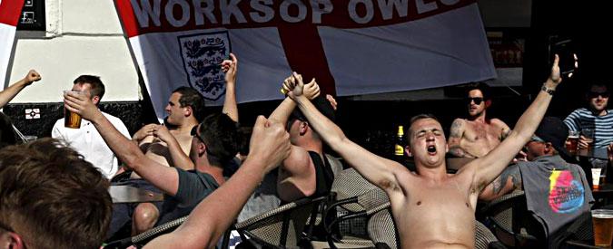 Europei 2016, tornano gli hooligans: scontri a Marsiglia tra ultras inglesi e tifosi francesi