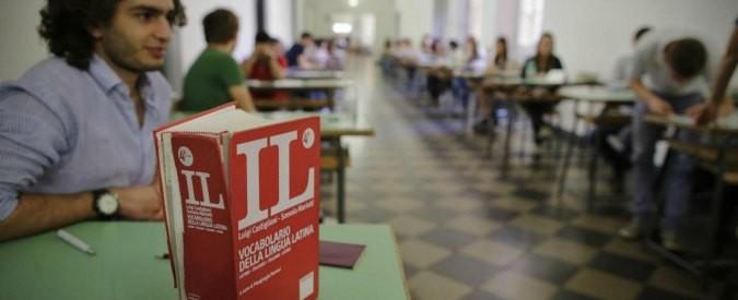 Il liceo classico è ancora utile?