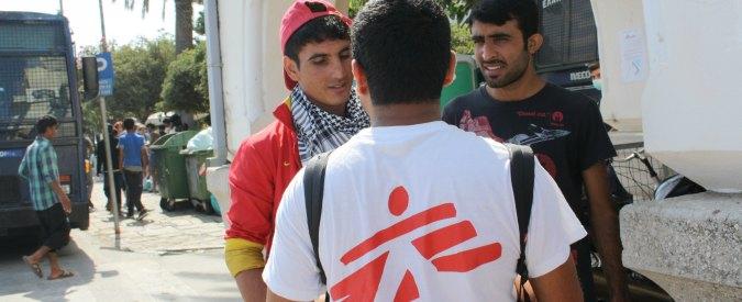 """Migranti, Medici Senza Frontiere rifiuta i fondi Ue. """"Vergognoso l'accordo con la Turchia: profughi in condizioni disastrose"""""""