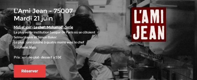 Giornata mondiale del rifugiato, a Parigi i migranti fanno gli chef: per una sera in cucina i sapori di terre lontane