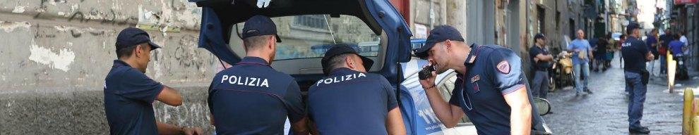 napoli polizia-pp