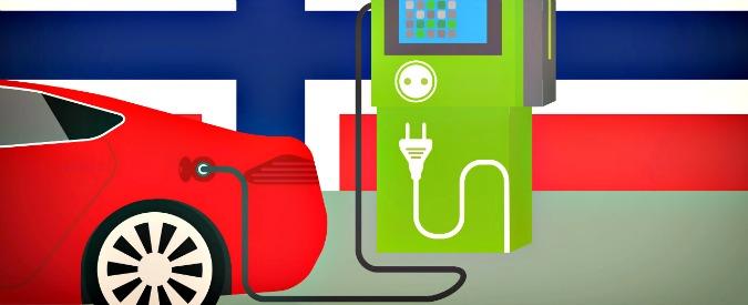 Auto elettriche, ecco perché la Norvegia ne va letteralmente pazza