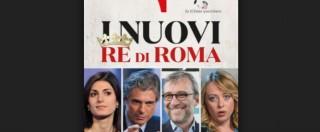 """I nuovi re di Roma, estratto dal libro: """"L'incarico di Virginia Raggi all'Asl di Civitavecchia"""""""