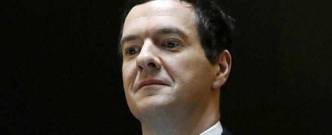 """Brexit, Osborne: """"Usciamo da Ue solo quando avremo piano e nuovo premier"""". A Berlino vertice Merkel-Hollande-Renzi"""
