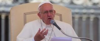 """Papa Francesco ancora contro la corruzione: """"Martirio dell'onesta si può chiamare paradiso delle tangenti"""""""