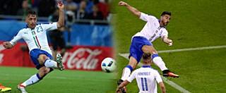 Belgio-Italia 0-2: decidono Giaccherini e Pellè. Difesa e organizzazione: la tattica di Conte ha funzionato