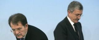 """Renzi, D'Alema: """"Voto no alle riforme, sono peggio di quelle di Berlusconi"""". Prodi: """"Cambiare i politici non basta"""""""