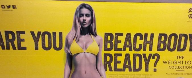 Londra vieta le pubblicità sessiste. L'Italia troverà mai il coraggio di farlo?