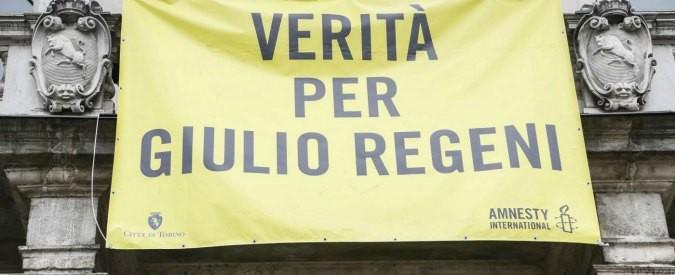Giulio Regeni, in piazza a Roma per chiedere ancora la verità