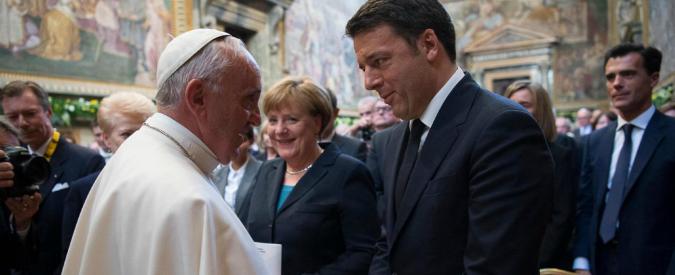 """Elezioni Roma, viaggio in Vaticano dove si punta sulla Raggi: """"Pd deve pagare mal governo della Capitale e le Unioni civili"""""""