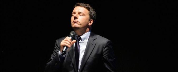 """Bonus 80 euro, Renzi: """"Mancia elettorale? Qualcuno dice: 'Dallo a me'. 1,6 milioni di persone l'hanno ricevuto con il 730"""""""
