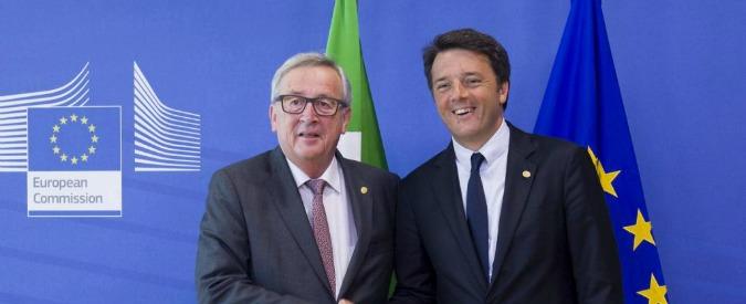 Manovra, governo corregge il documento inviato alla Ue: giù le spese per sisma e migranti. Ora mancano 1,6 miliardi