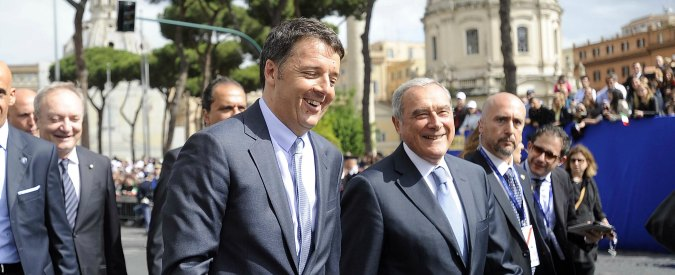"""Riforme, Renzi: """"O cambio l'Italia o cambio mestiere. Se al referendum vince il sì, il M5s ha fallito"""""""