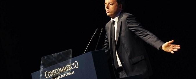 Bonus 80 euro, caro Renzi sono gufi anche in Confcommercio?