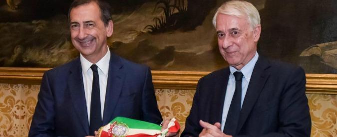 Milano, il neo sindaco Sala presenta la giunta: Anna Scavuzzo sua vice, metà assessori sono ex di Pisapia