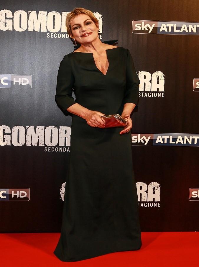 Roma, red carpet di 'Gomorra 2'