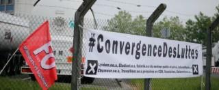"""Jobs act Francia, sciopero centrali nucleari e disagi per i trasporti. Valls: """"Governo non torna indietro"""""""