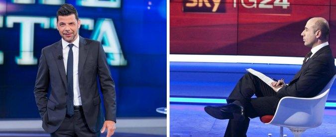 Gianluca Semprini si è dimesso da SkyTg24. Verso il martedì di Rai3: ipotesi ticket con Sottile